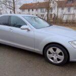 Mercedes W221 CDI - acceleration