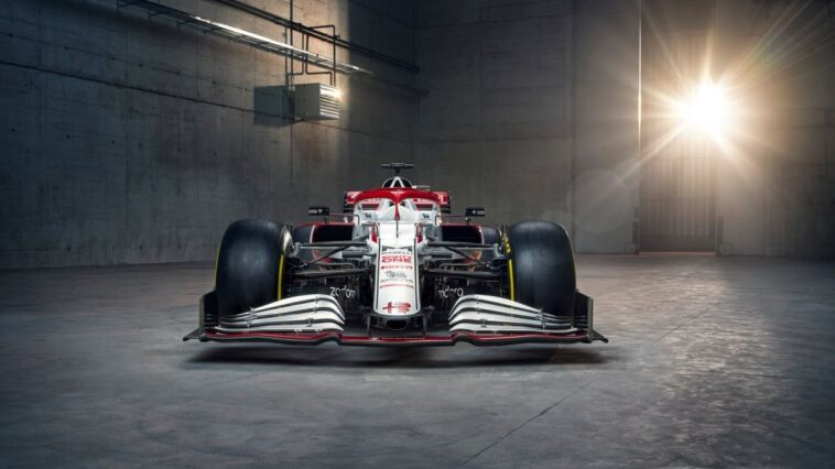 Alfa Romeo Racing F1 C41 2021