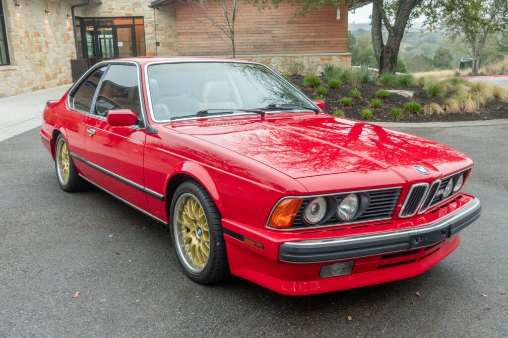 BMW M6 88';