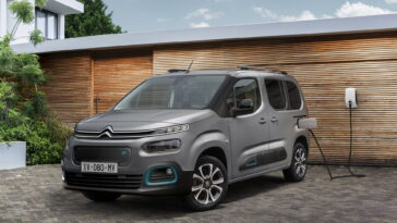 Citroen Berlingo EV 2021