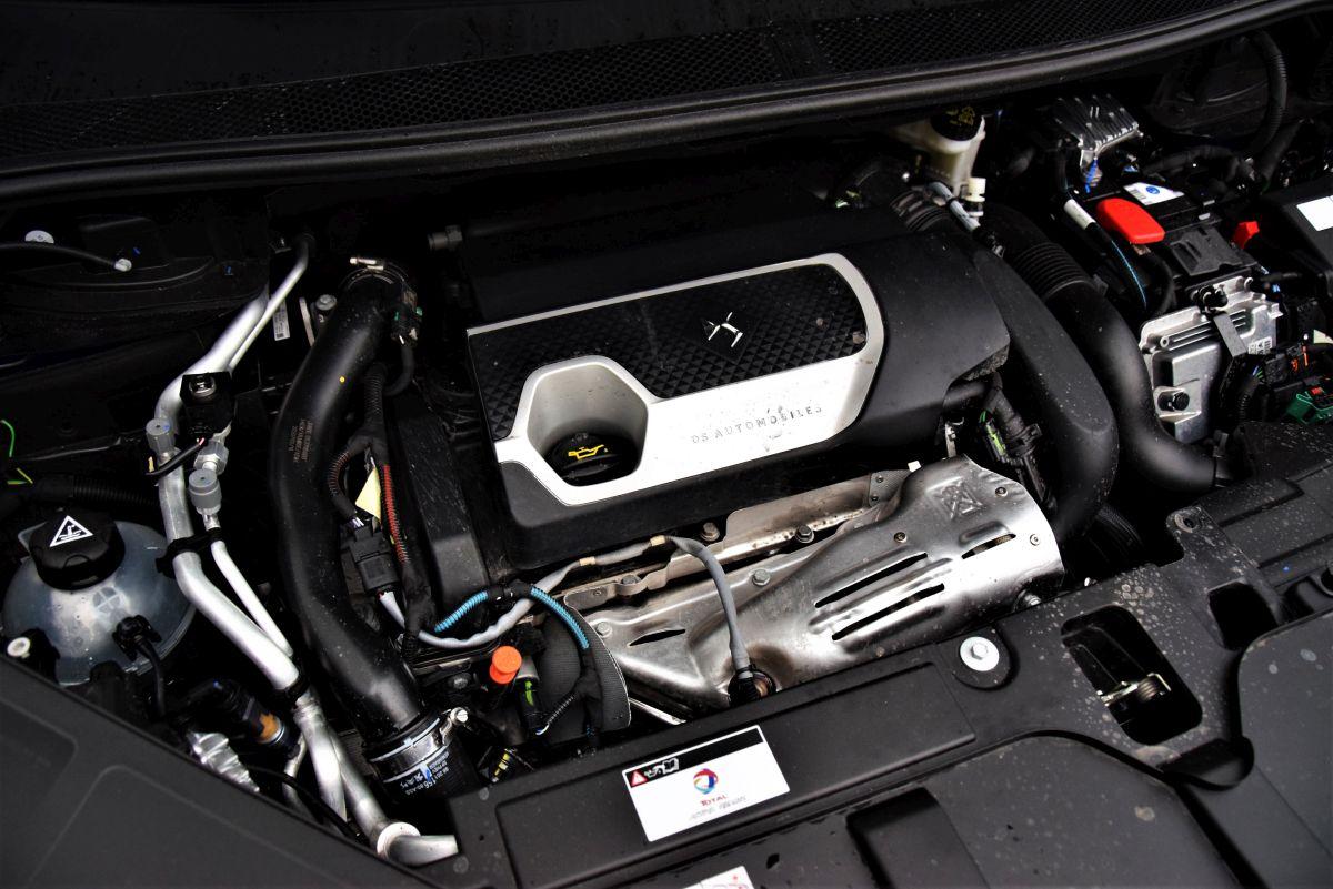 DS 7 Crossback E-TENSE 300 dane techniczne