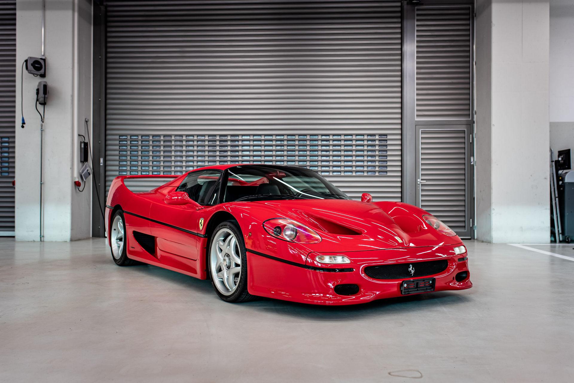 F50 Vettel