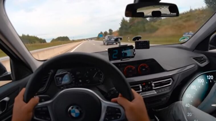 BMW 118i - osiągi
