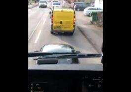 Widoczność z kabiny ciężarówki