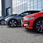 Elektryczne Jaguary w 2025 roku