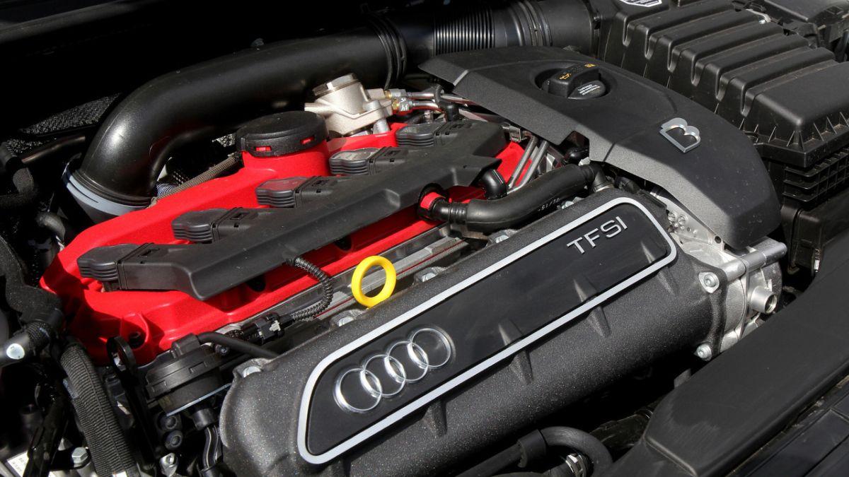 2.5 R5 silnik Audi