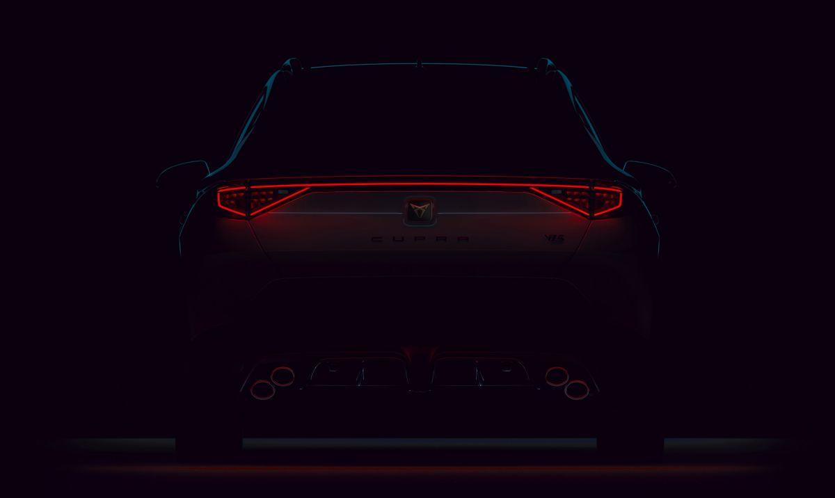 CUPRA Formentor VZ5 2.5 R5 by Audi Sport