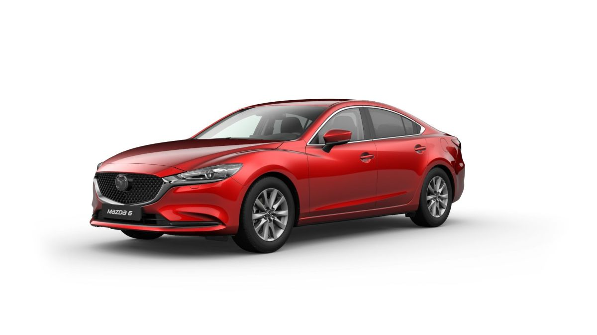Mazda 6 2021 - bazowa wersja
