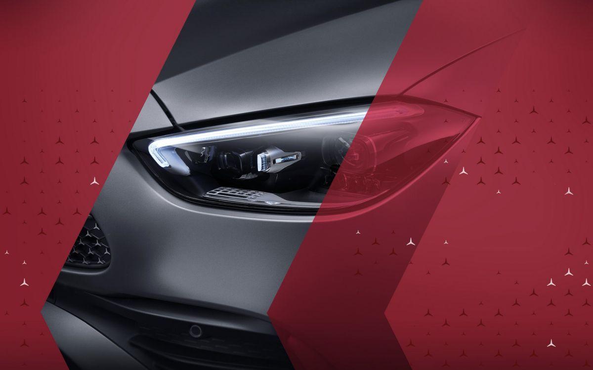 Mercedes-Benz Klasy C 2022