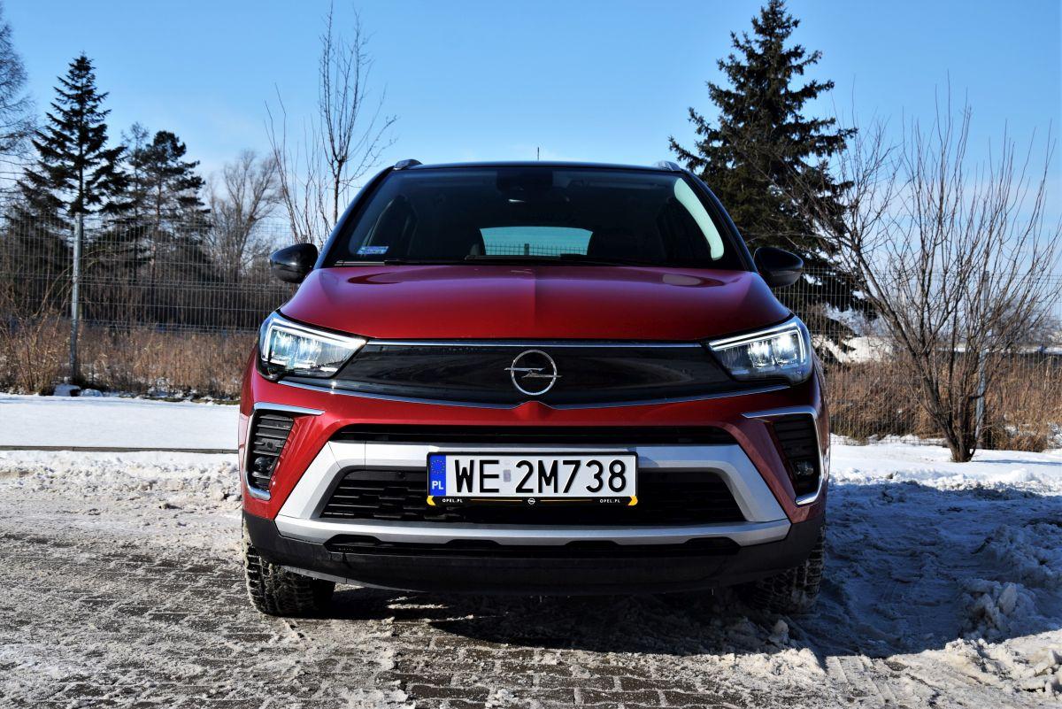 Opel Crossland opinie