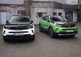 Opel Mokka 2021 test
