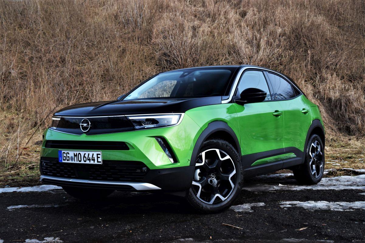 Opel Mokka 2021 design