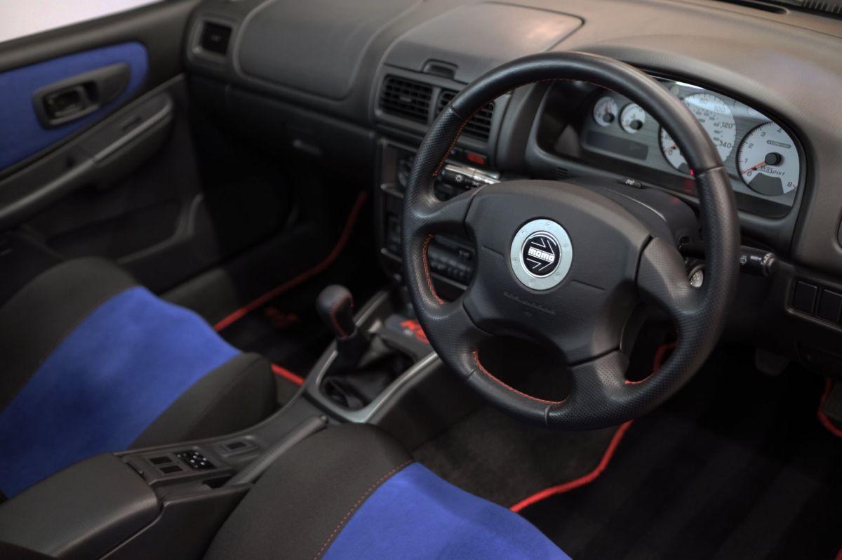 Richard Burns Subaru Impreza Limited Edition