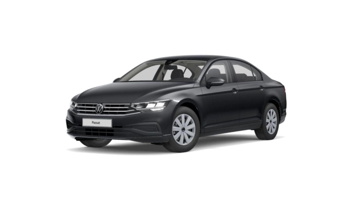 VW Passat 2021 - cena podstawowa
