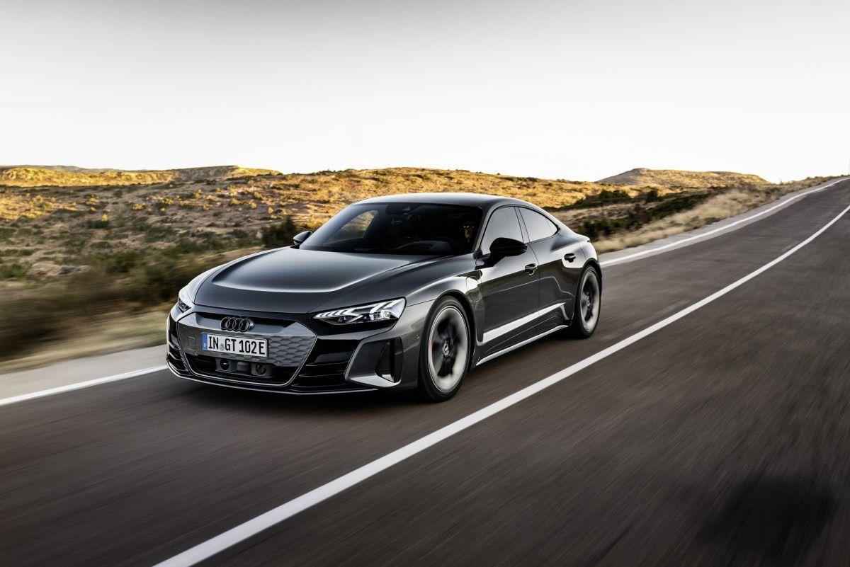 Nowe Audi e-tron