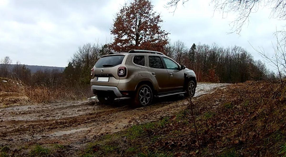 Dacia Duster 2WD vs 4WD