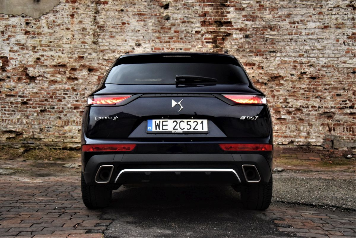 DS 7 Crossback opinie