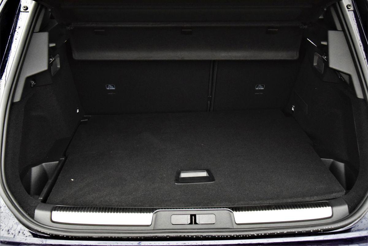 DS 7 pojemność bagażnika
