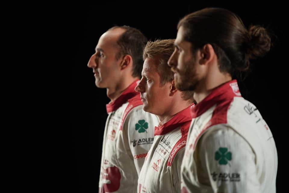 Kubica ARRO Barcelona Circuit
