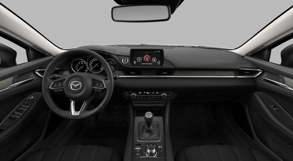 Mazda 6 - wersja podstawowa