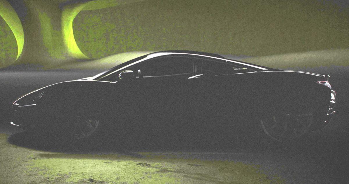 McLaren Artura 2021