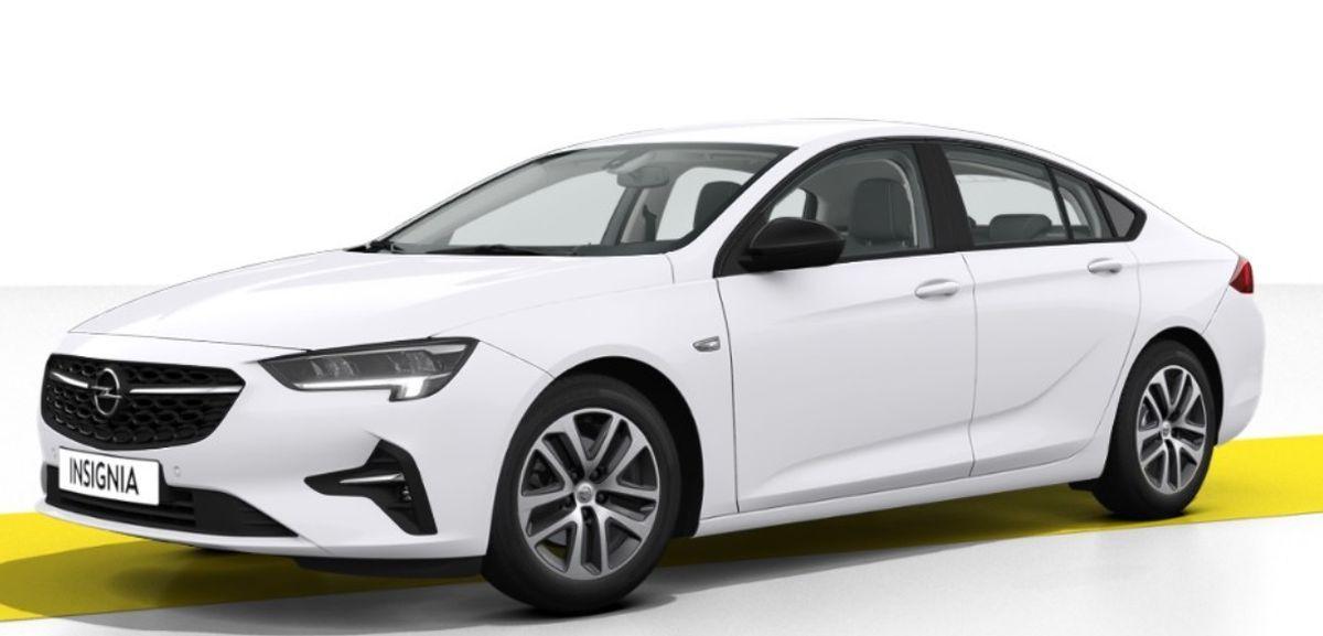 Opel Insignia 2021 - wersja podstaowa