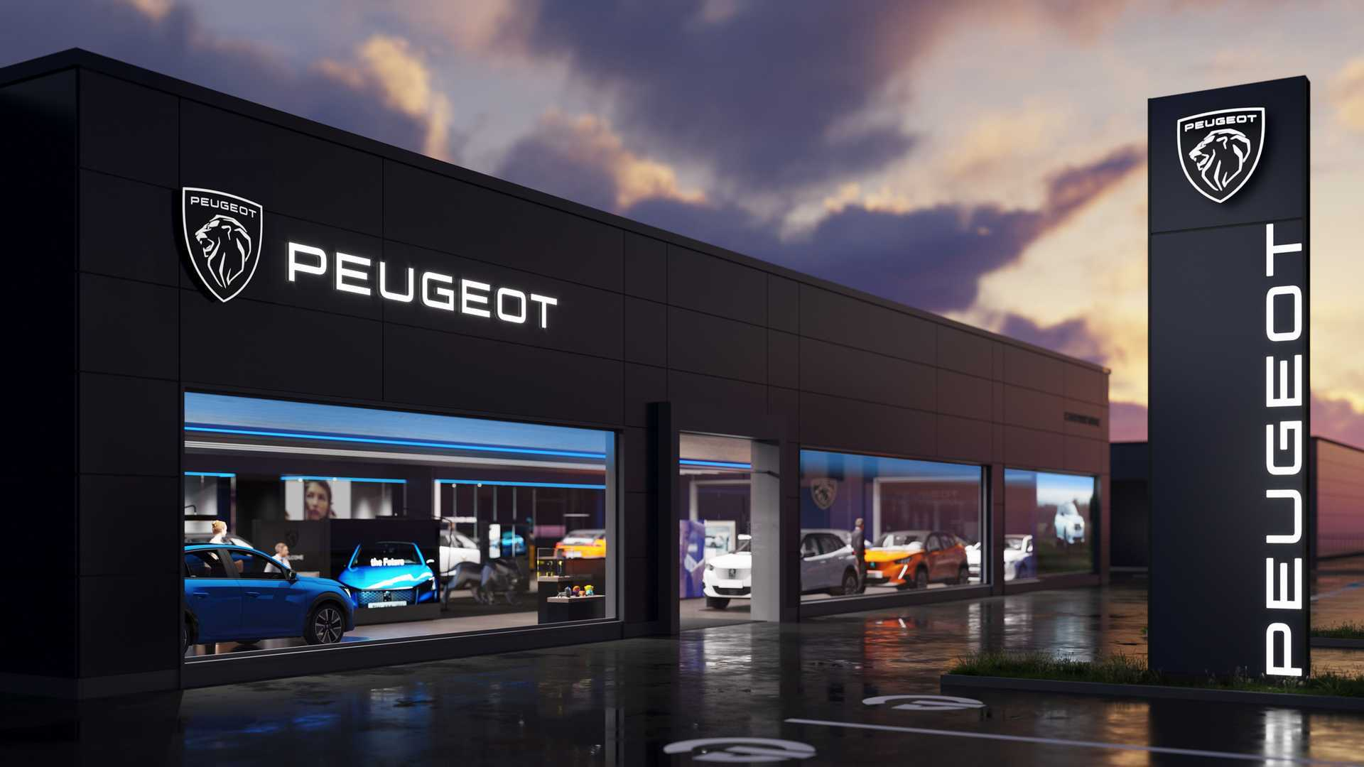 Peugeot Blue Box 2021