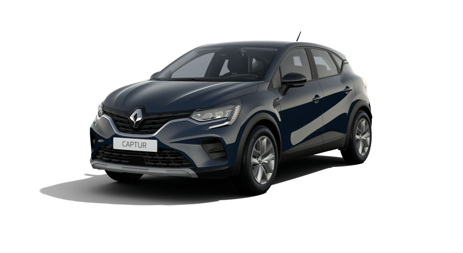 Renault Captur wyposażenie