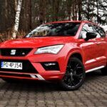 SEAT Ateca 2.0 TSI DSG 4Drive - test, ceny, dane techniczne, wrażenia z jazdy