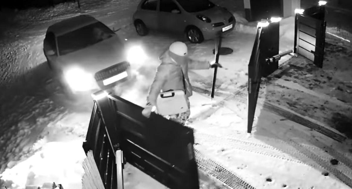 Kradzież Audi A6 Allroad Wrocław