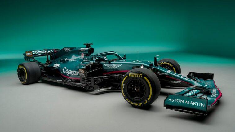 Aston Martin F1 2021