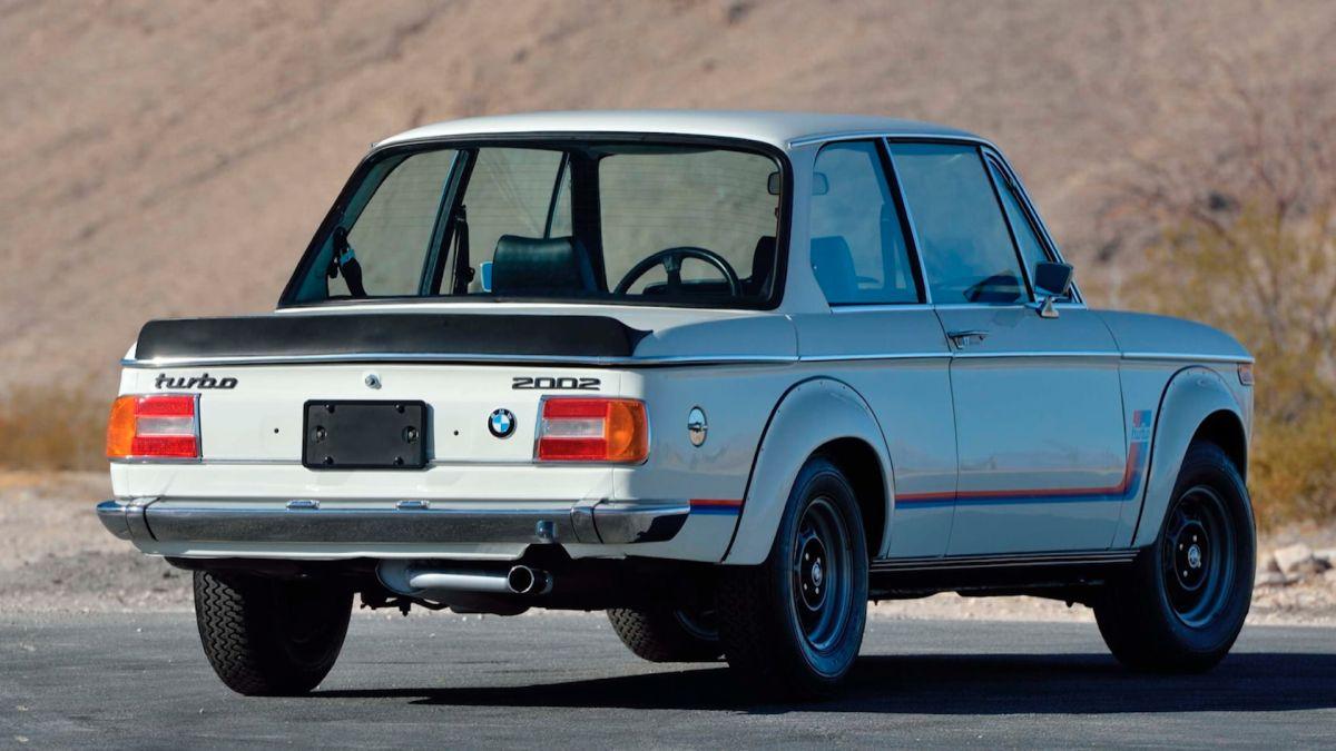 BMW 2002 aukcja