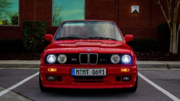 BMW E30 Cabrio for sale
