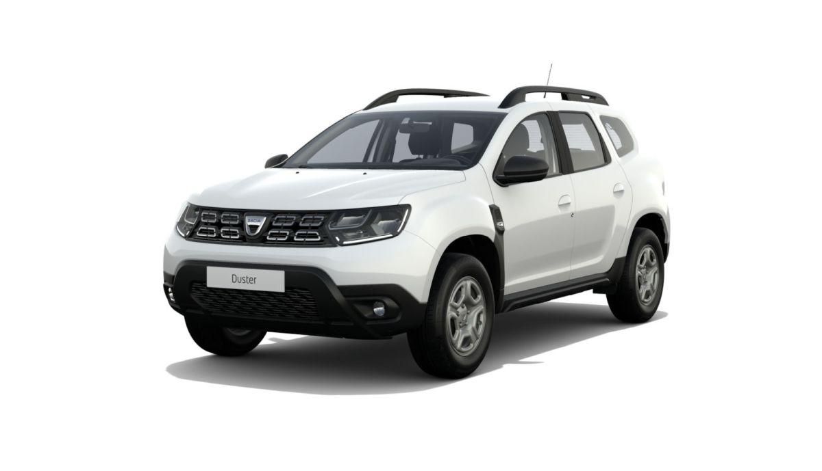 Dacia Duster za70 tysięcy