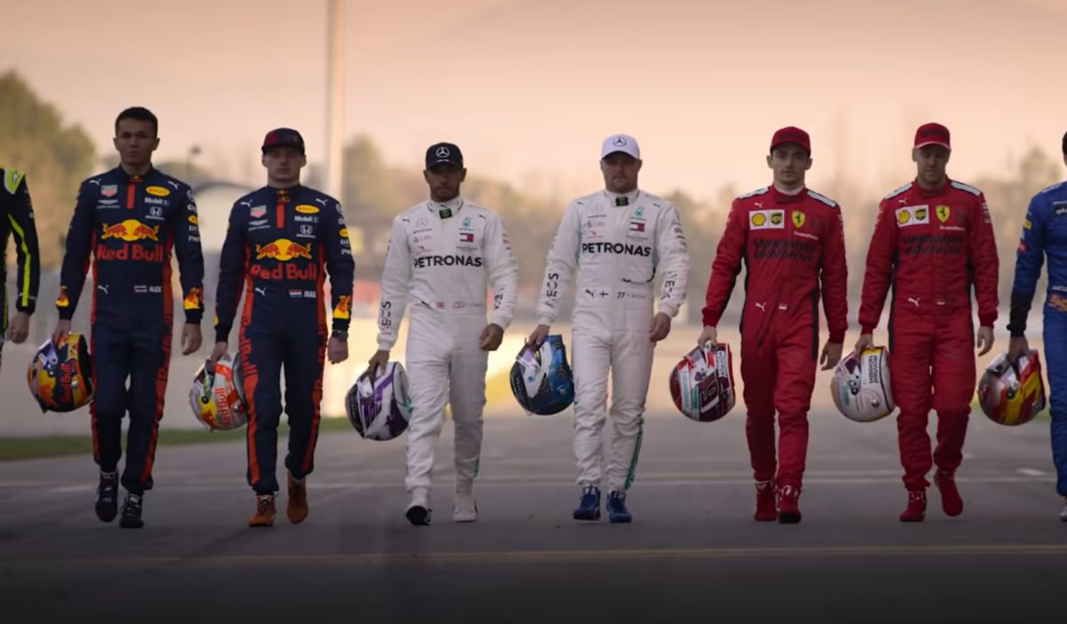 F1 Drive to Survive 2021