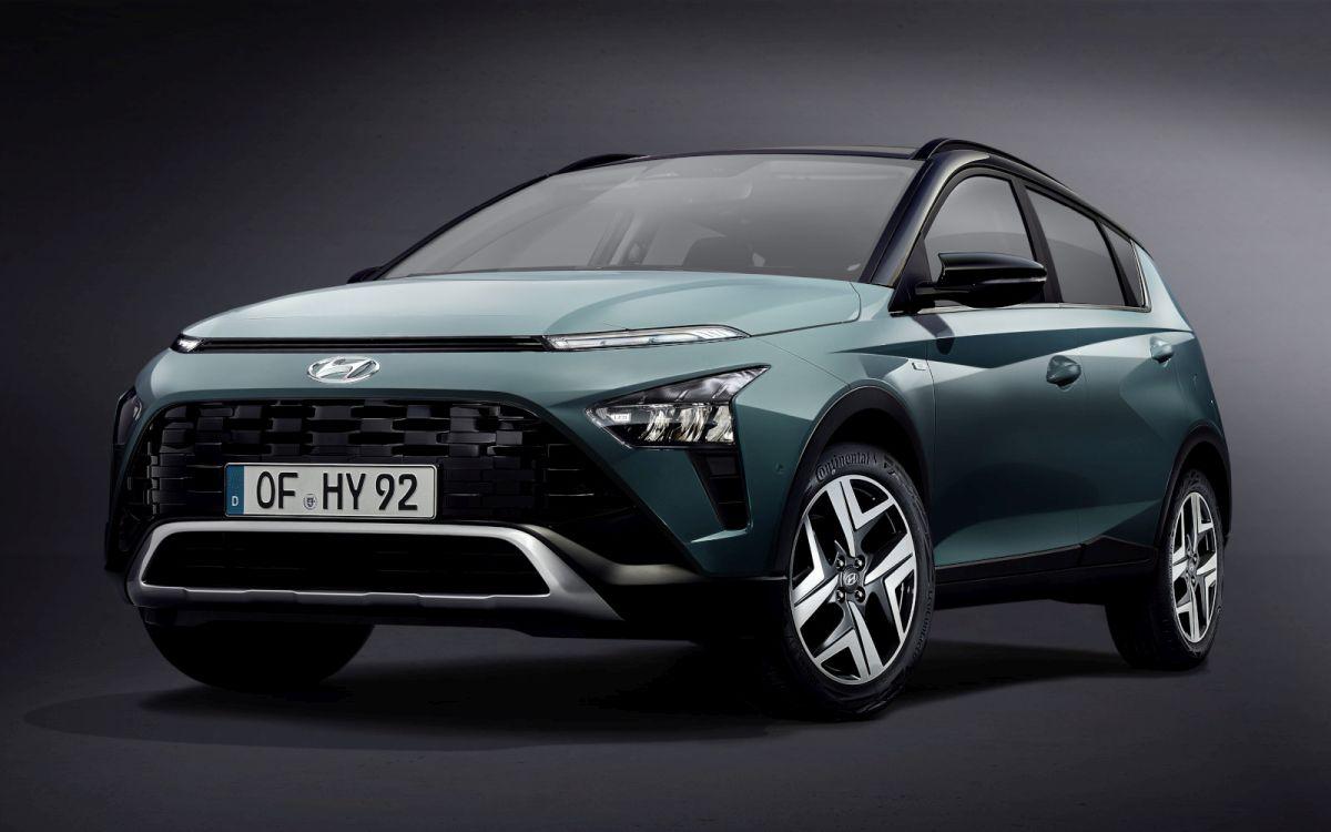 Hyundai Bayon premiera