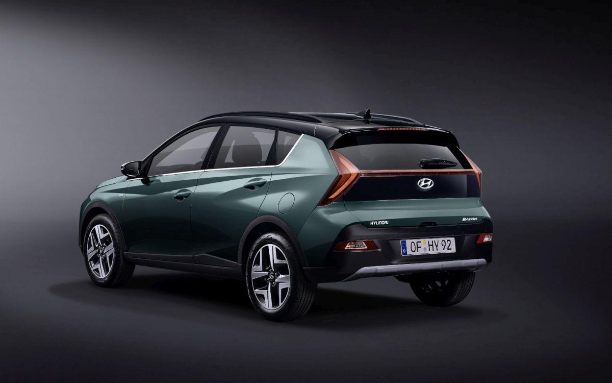 Hyundai Bayon 2021 official