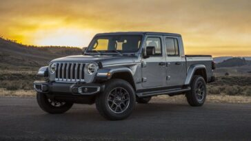 Jeep Gladiator polski cennik