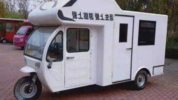 3-wheeler camper