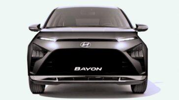 Hyundai Bayon official
