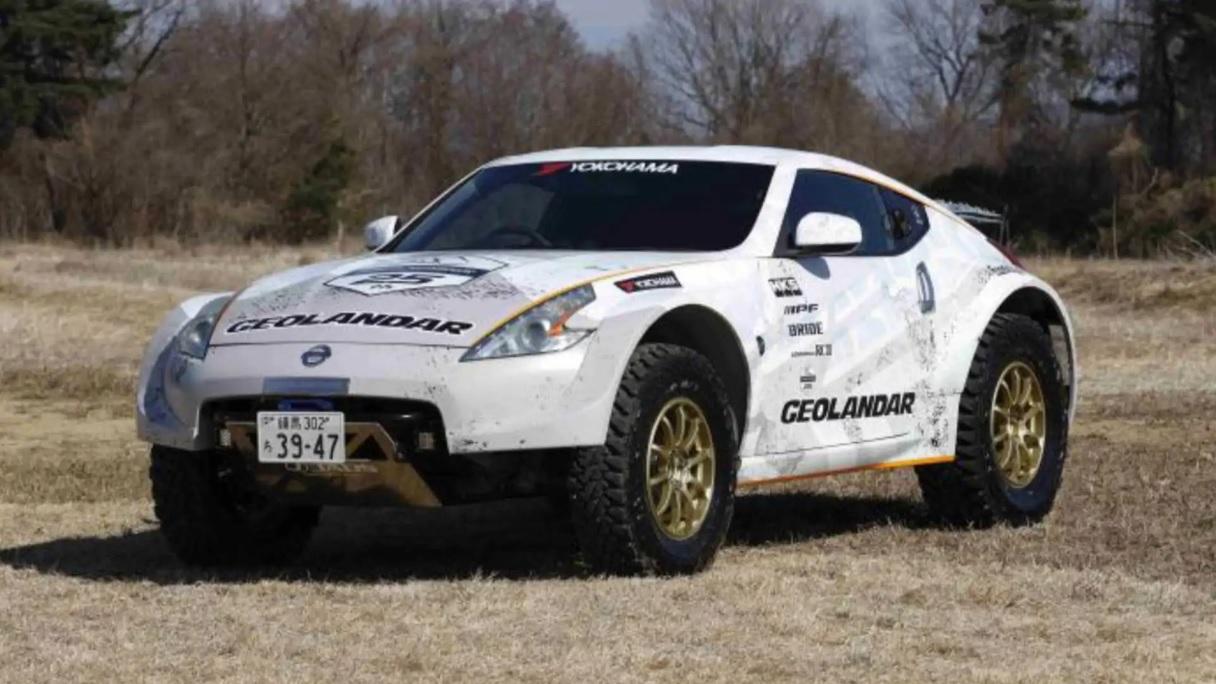 Nissan Z-Adventure