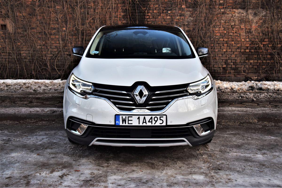 Renault Espace 2021 test