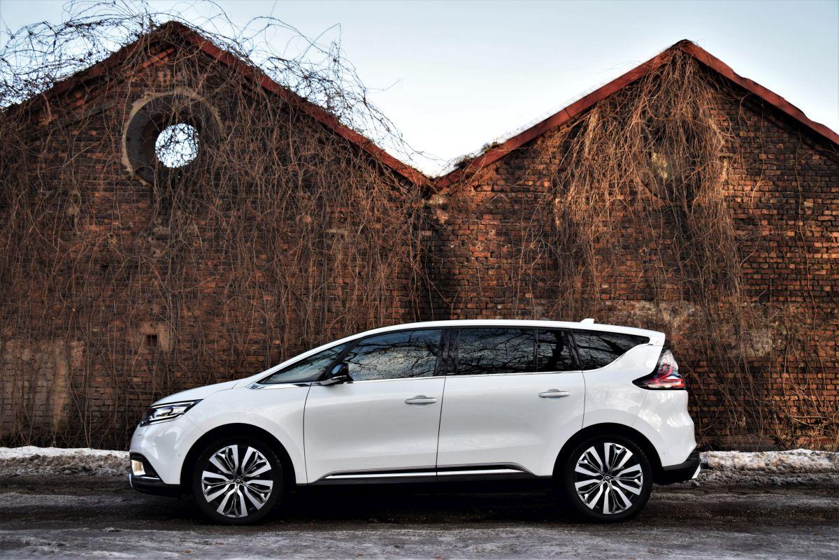 Renault Espace 2021 ceny