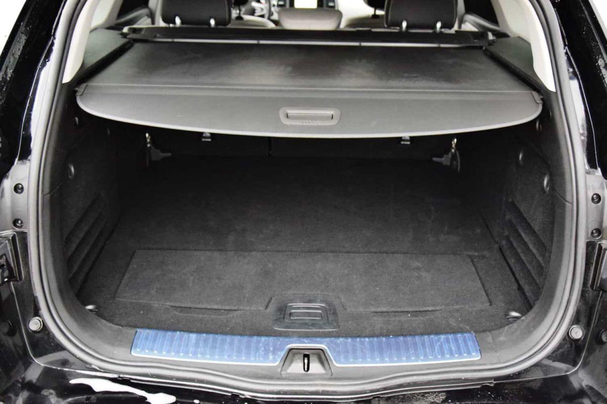 Renault Talisman Grandtour - pojemność bagażnika