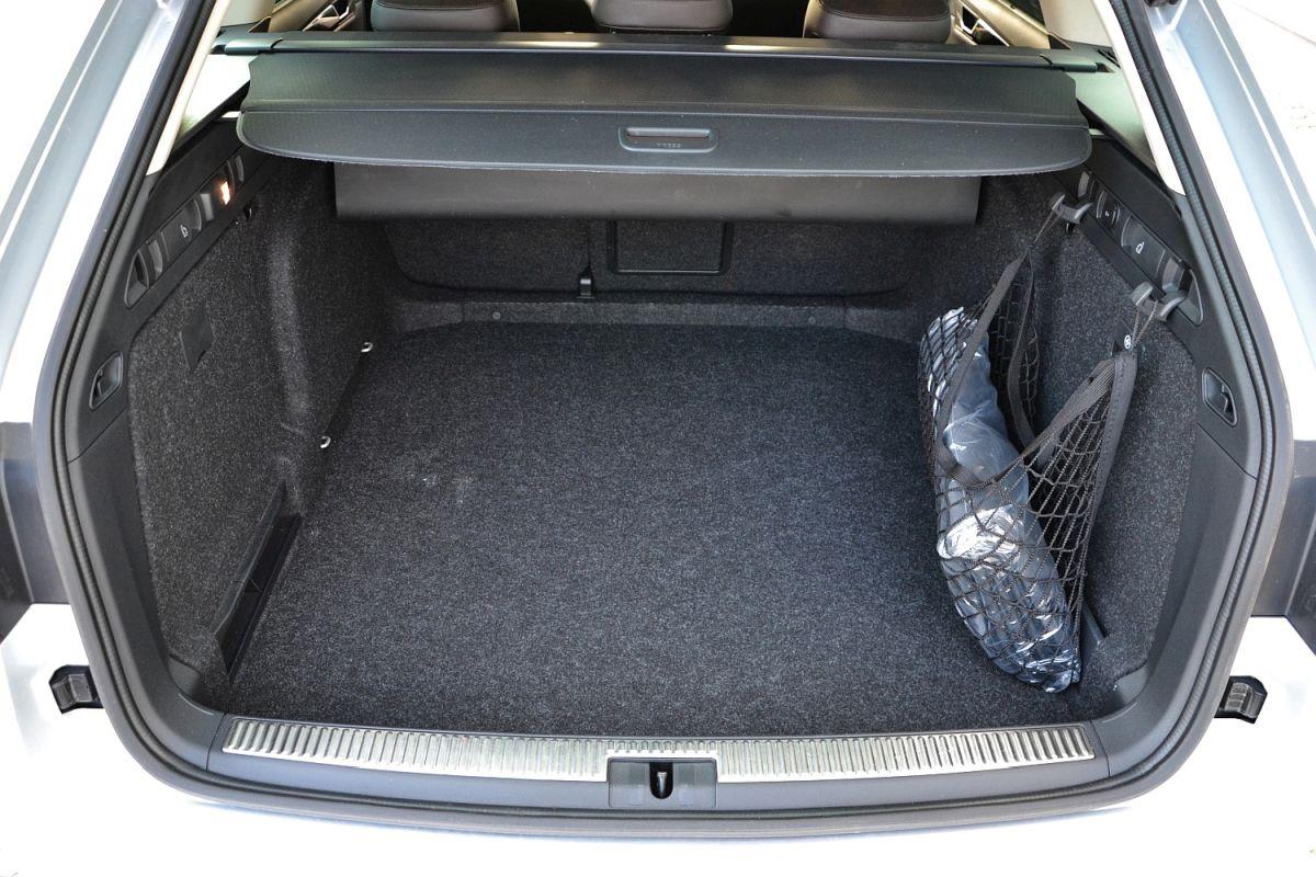 Skoda Superb Combi pojemność bagażnika