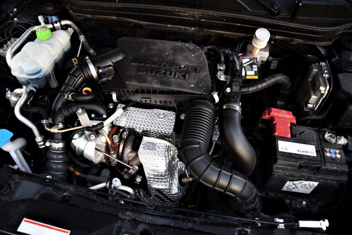 Suzuki SX4 S-Cross - dane techniczne