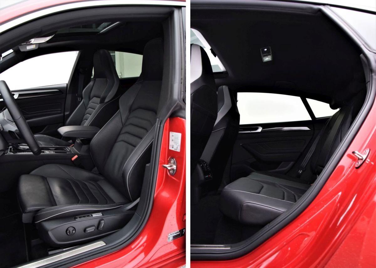 Volkswagen Arteon kabina