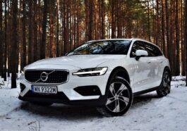 Volvo V60 Cross Country D4 AWD test