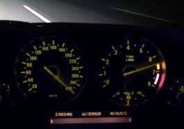 BMW M5 E39 v-max 300 km/h