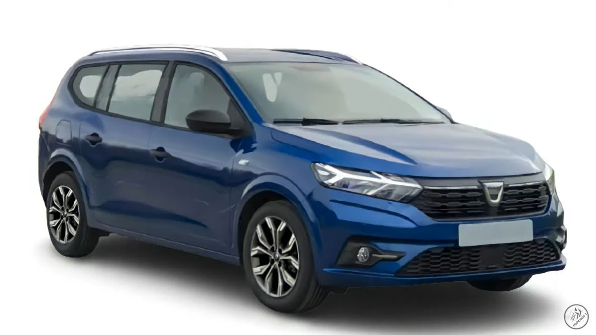 Dacia 2021 7 seats